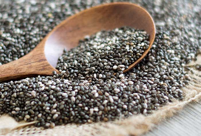 omega-3 rich chia seed